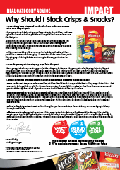 Crisps and Snacks 2015